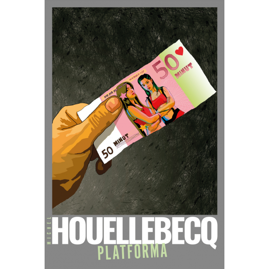 Książka Platforma Houellebecq Michel