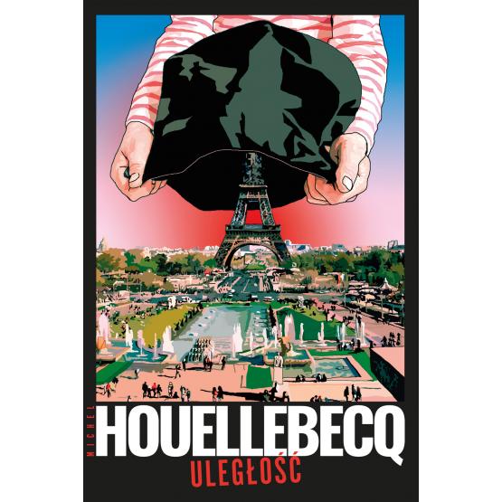 Książka Uległość Houellebecq Michel
