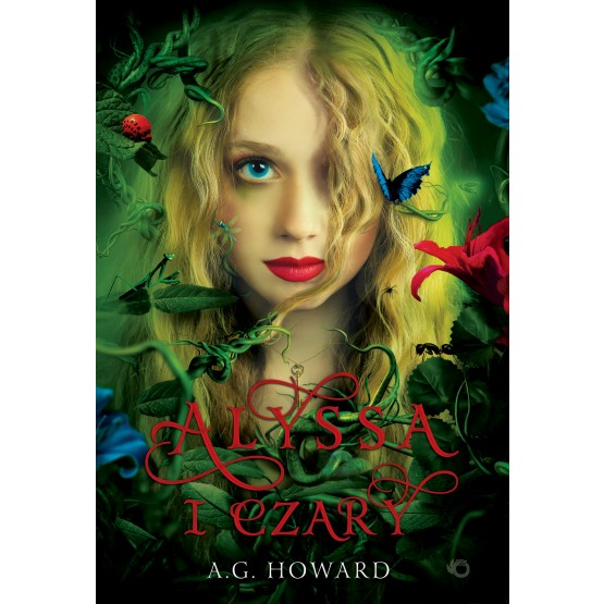 Książka Alyssa z innej krainy. Alyssa i czary. Tom 1 Howard A.G.