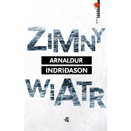 Książka Zimny wiatr Indriðason Arnaldur
