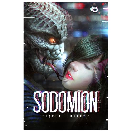 Książka Sodomion Inglot Jacek