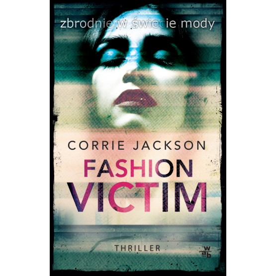 Książka Fashion Victim Jackson Corrie