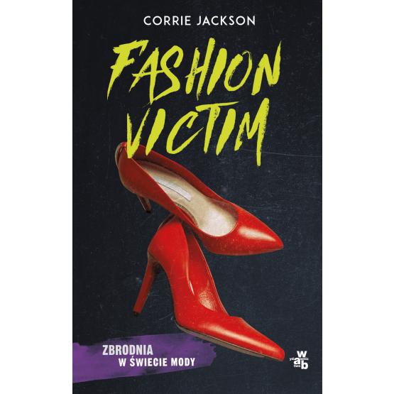 Książka Fashion Victim. Pocket Jackson Corrie