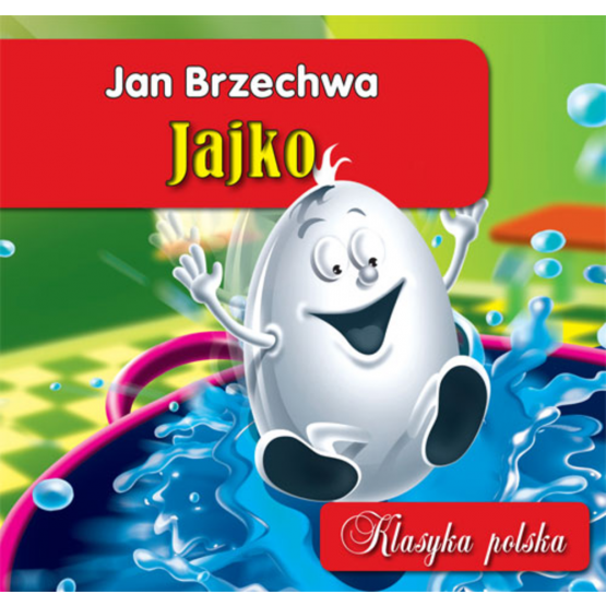 Książka Jajko. Klasyka polska Praca zbiorowa