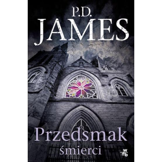 Książka Przedsmak śmierci James P.D.