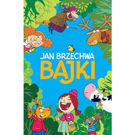 Książka Bajki Brzechwa Jan