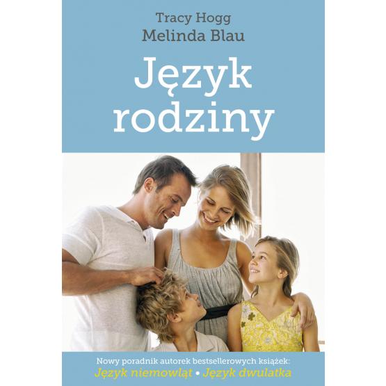 Książka Język rodziny Blau Melinda Hogg Tracy