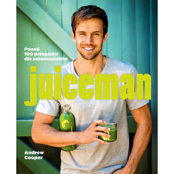 Książka Juiceman Cooper Andrew