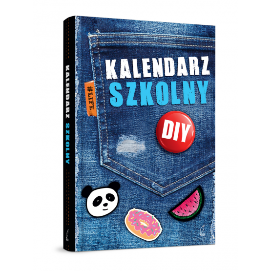 Książka Kalendarz szkolny Praca zbiorowa