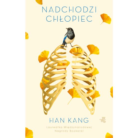 Książka Nadchodzi chłopiec Han Kang