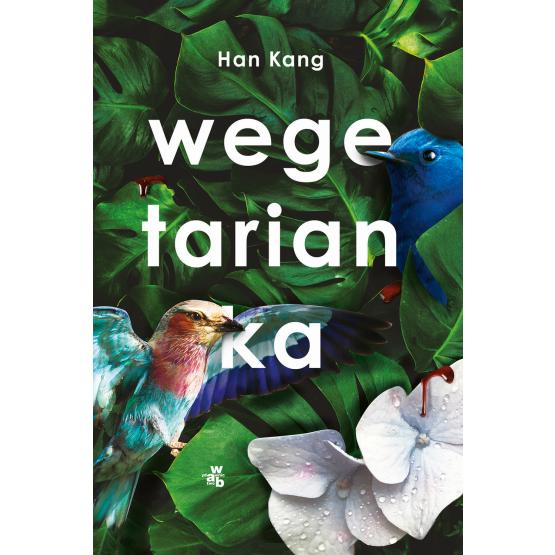 Książka Wegetarianka Han Kang