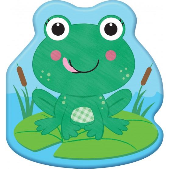 Książka Książeczka kąpielowa. Mała żabka praca zbiorowa