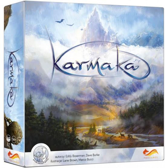 Gra karciana Karmaka