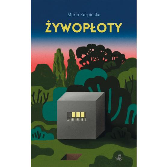 Książka Żywopłoty Maria Karpińska