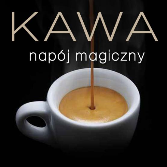 Książka Kawa napój magiczny Kierył Marta