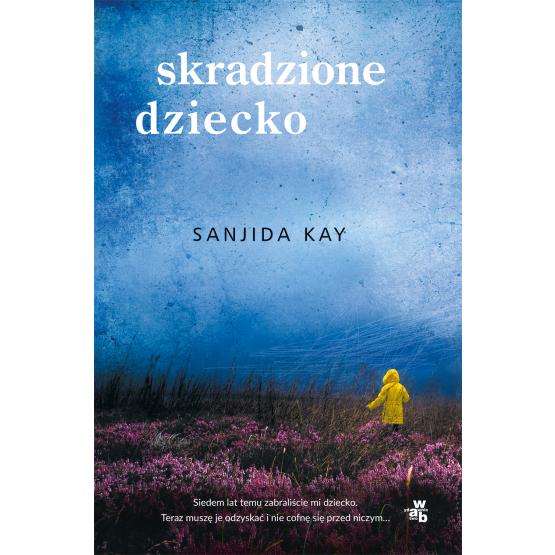 Książka Skradzione dziecko Sanjida Kay