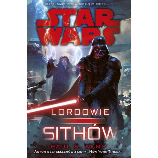 Książka Star Wars. Lordowie Sithów Kemp S. Paul