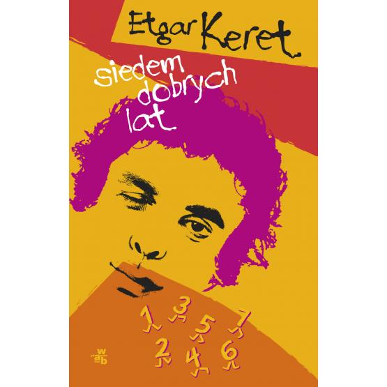 Książka Siedem dobrych lat Keret Etgar