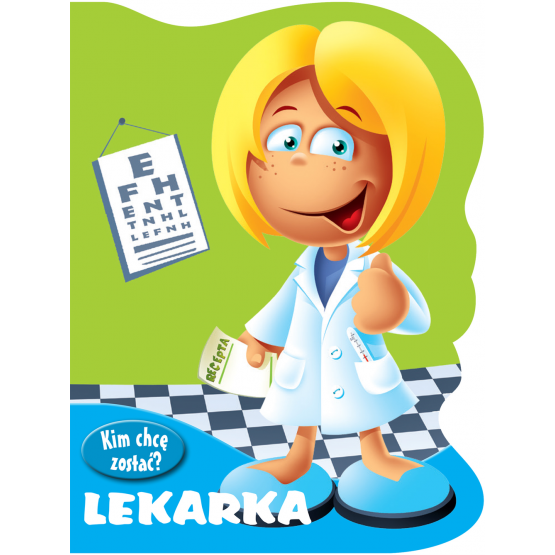 Książka Lekarka Kozłowska Urszula