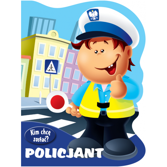 Książka Policjant Kozłowska Urszula