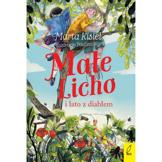 Książka Małe Licho i lato z diabłem Marta Kisiel