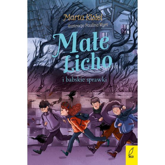 Książka Małe Licho i babskie sprawki Marta Kisiel