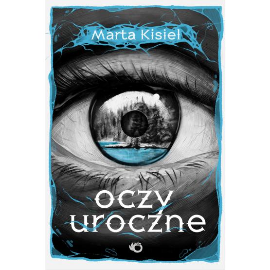 Książka Oczy uroczne Marta Kisiel