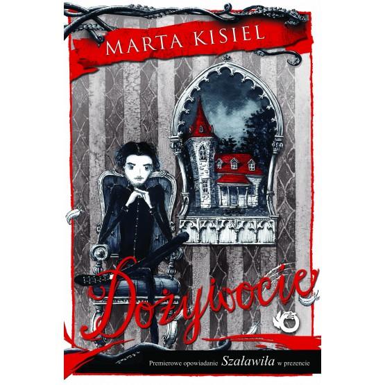Książka Dożywocie Kisiel Marta