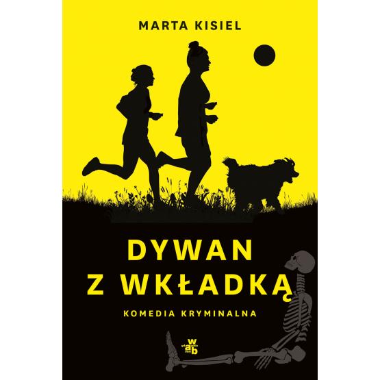 Książka Dywan z wkładką Marta Kisiel