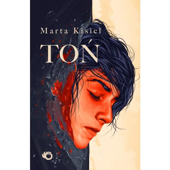 Książka Toń Kisiel Marta