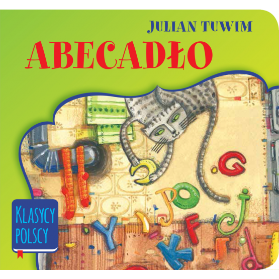 Książka Abecadło. Klasycy polscy Tuwim Julian