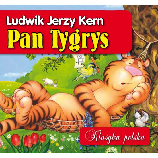 Książka Pan Tygrys. Klasyka polska Kern Jerzy Ludwik