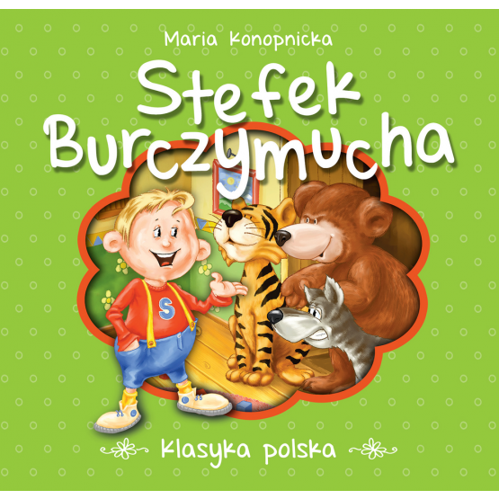 Książka Stefek Burczymucha. Klasyka polska Konopnicka Maria