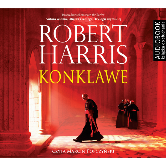 Książka Konklawe Harris Robert