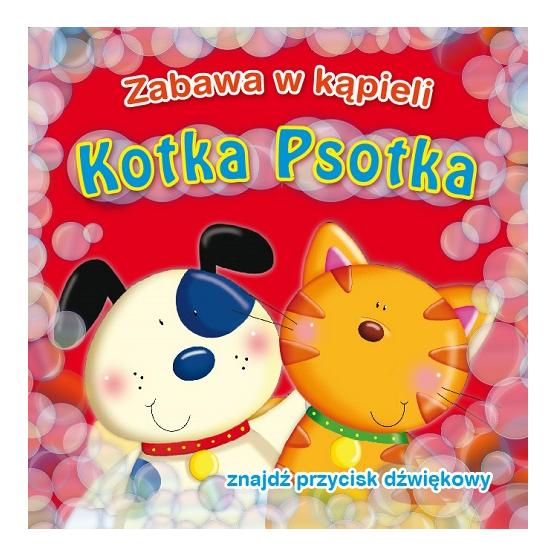 Książka Kotka Psotka. Zabawa w kąpieli Kozłowska Urszula
