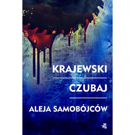 Książka Aleja samobójców Czubaj Mariusz Krajewski Marek