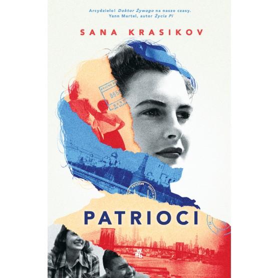 Książka Patrioci Krasikov Sana