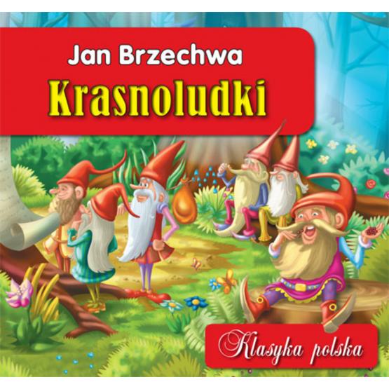 Książka Krasnoludki. Klasyka polska Konopnicka Maria