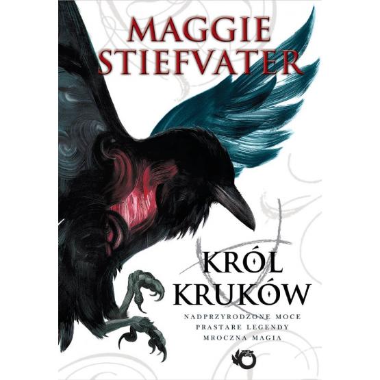 Książka Król Kruków Stiefvater Maggie