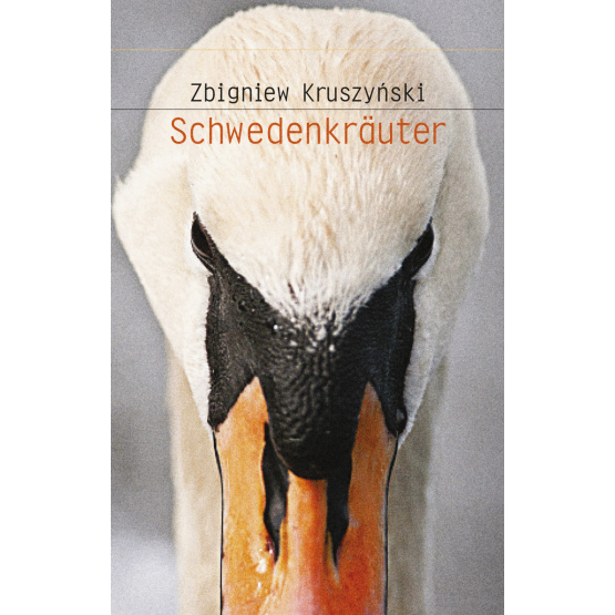 Książka Schwedenkrӓuter Kruszyński Zbigniew