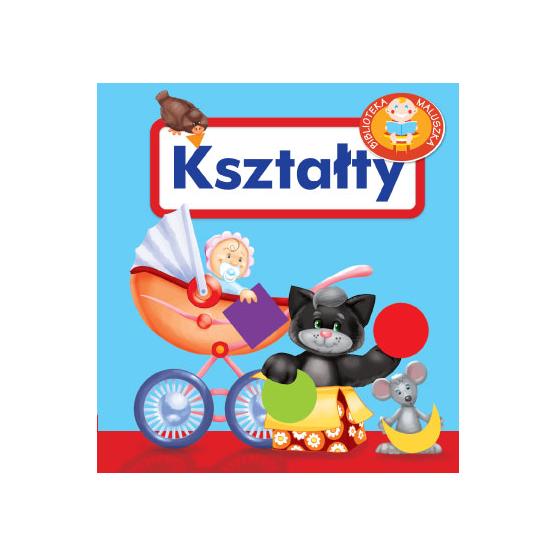 Książka Kształty. Pianki Kozłowska Urszula