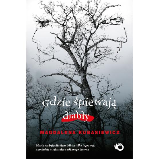 Książka Gdzie śpiewają diabły Magdalena Kubasiewicz