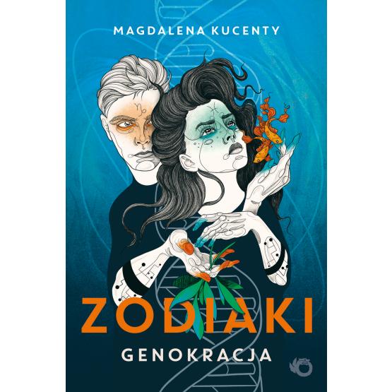 Książka Zodiaki. Genokracja Magdalena Kucenty