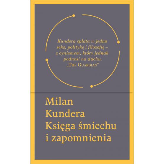 Książka Księga śmiechu i zapomnienia Kundera Milan