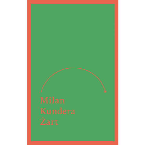 Książka Żart Kundera Milan