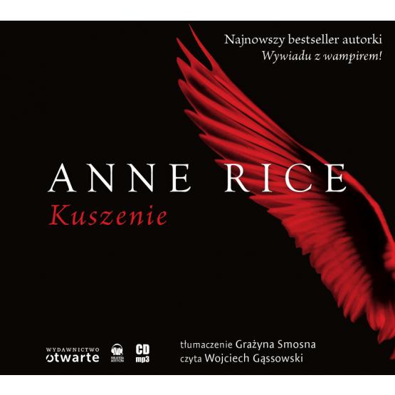 Książka Kuszenie Rice Anne