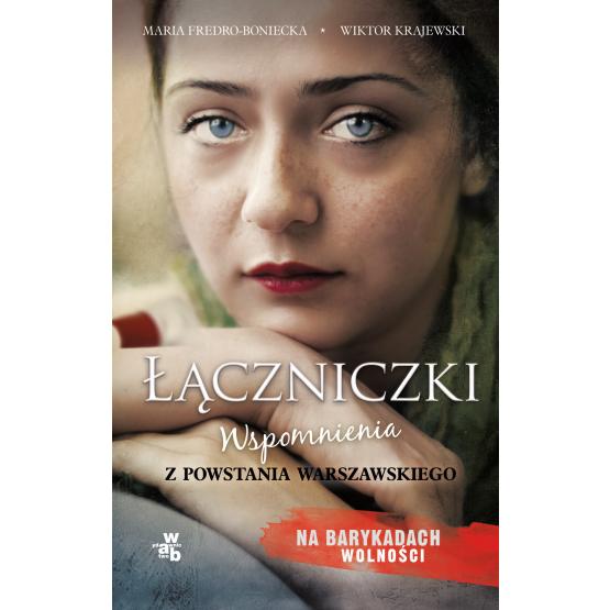 Książka Łączniczki. Pocket Boniecka Fredro Maria Krajewski Wiktor
