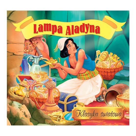 Książka Lampa Aladyna. Klasyka światowa Praca zbiorowa