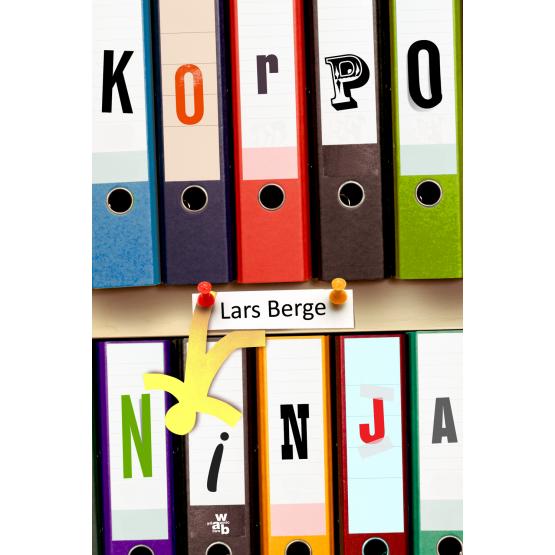 Książka Korponinja Berge Lars