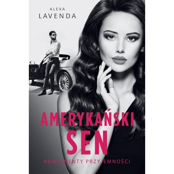 Książka Amerykański sen Alexa Lavenda